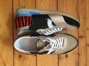Ausgefallene Sneaker von Phillipe Model mit Karton und Schuhbeutel
