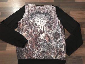 Ausgefallene Sweatshirt Jacke