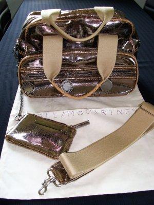 Ausgefallene Tasche von Stella McCartney im angesagten Metalic-Look