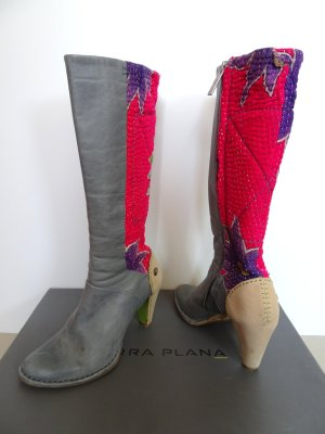 ausgefallene Terra Plana Stiefel