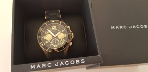 Marc by Marc Jacobs Orologio analogico nero-oro