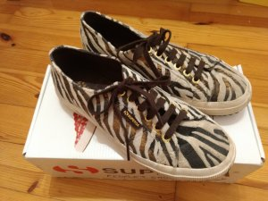 Ausgefallene Zebra Superga 2750