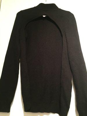 Ausgefallener besonderer Givenchy Pullover/Oberteil in Größe M, schwarz