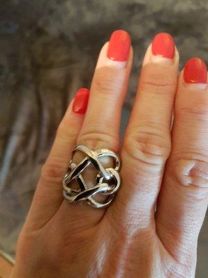 ausgefallener breiter Ring # gekauft in Rom#