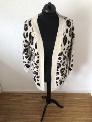 Apart Knitted Cardigan multicolored