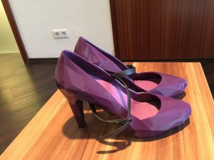 United nude High Heels lilac synthetic material
