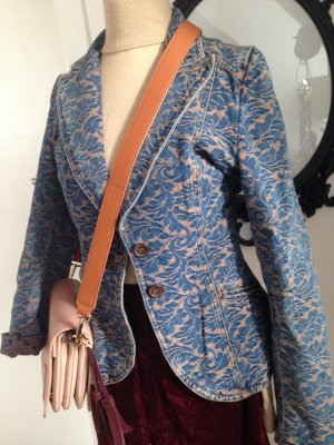 Hennes Collection by H&M Denim Blazer multicolored