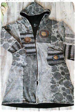 Ausgefallener Kapuzen Mantel von Ibiza Gypsy