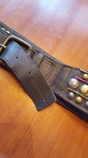 ausgefallener Ledergürtel von Expresso