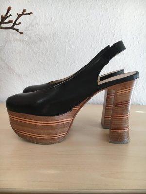 "Ausgefallener Lederpumps des Luxuslabels ""Chloe "" NP 399,00 €"