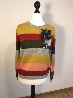 Ausgefallener Pullover L