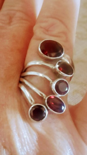 Unikat Silver Ring silver-colored