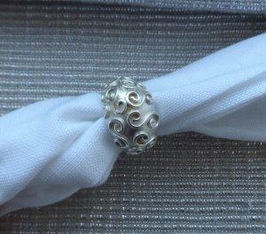 ausgefallener Ring von Impressionen Gr. 55 aus 925 Silber NP 129 € wenig getragen