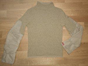ausgefallener Stehkragen Pullover von Miss Sixty in der Gr. S