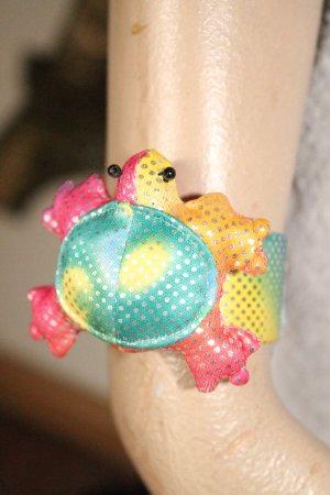 ausgefallenes Armband * Schildkröte * Hippie * Boho * Ibiza * NEU *