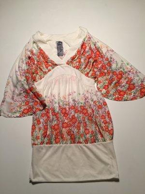 Ausgefallenes Jersey Kleid von Zara In Gr. S Butterfly