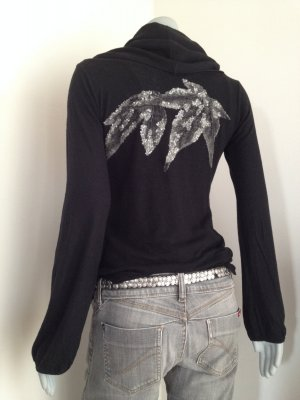 Ausgefallenes Shirt, Longshirt von Sisley, wenig getragen, vermutlich Gr. S / 36