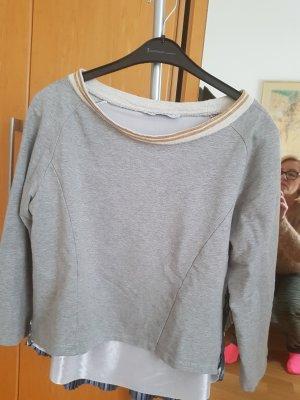Rinascimento Suéter gris claro