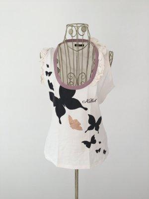 Ausgefallenes Top von killah mit süßes Schmetterling-Print