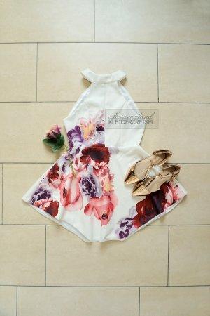Ausgefallenes Topshop Kleid mit Rosen