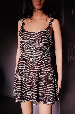 Ausgefallenes Versace Kleid - Vintage - Minikleid - 80er Jahre - Minikleid