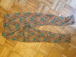 Legging multicolore coton