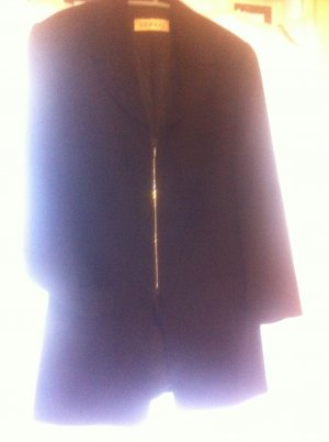 Ausgeh_ Jacket/ smoking/ longblazer , 38-40, wie neu, Glitzerreißv.