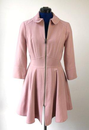Asos Cappotto mezza stagione rosa
