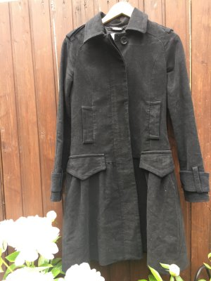 Mango Suit Frock Coat black