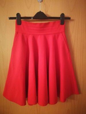Orsay Falda a cuadros rojo