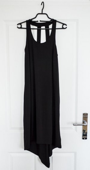Ausgestelltes drapiertes Kleid mit Rückenausschnitt von Urban Outfitters S