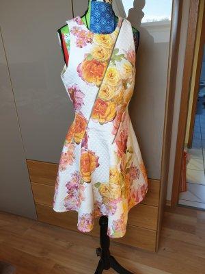 Asos A-lijn jurk veelkleurig