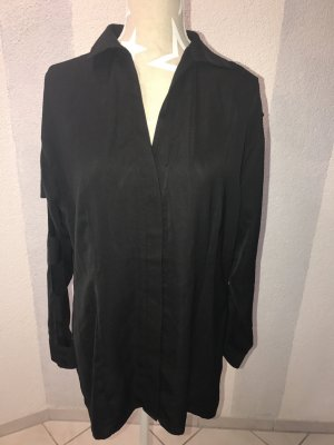 Alba Moda Long Blouse black