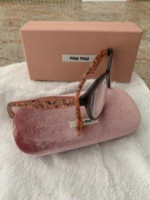 außergewöhnliche Brille von Miu Miu