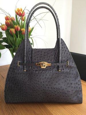 Außergewöhnliche Made in Italy Handtasche