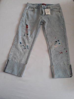 Außergewöhnliche Mom-Jeans