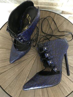 Außergewöhnliche Schnür-Heigh-Heels von Nasty Gal in Gr. 36