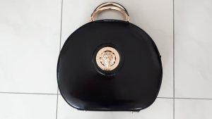 aussergewöhnliche Tasche, schwarz