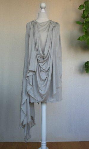Tunic Dress silver-colored