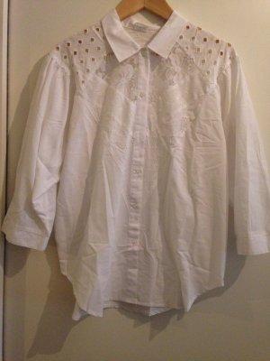 Außergewöhnliche Vintage Bluse