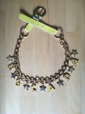 Escada Chain Belt gold-colored