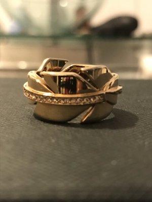 """Außergewöhnlicher Original Ring Jette Joop """"Feder"""" Magic Passion"""