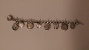 Außergewöhnliches Armband mit Münzen
