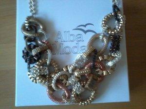 Alba Moda Collar estilo collier multicolor