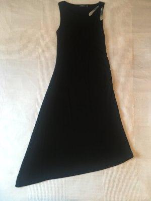 Außergewöhnliches Kleid mit silberner Schnalle