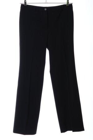 Aust Pantalon de costume noir style décontracté