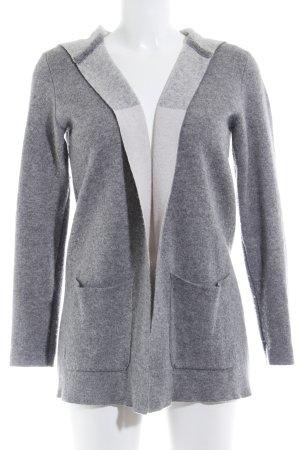 Aust Cardigan grau Casual-Look