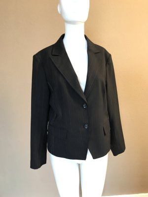 Aust Blazer black-silver-colored