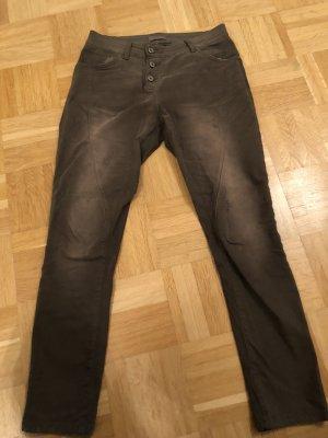 Aust Pantalon multicolore coton