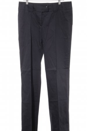 Aust Jersey Pants dark blue business style